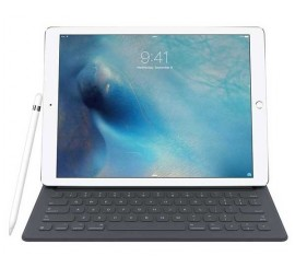Apple iPad Pro 4G Tablet with Apple Pencil and Smart Keyboard 128GB Tablet